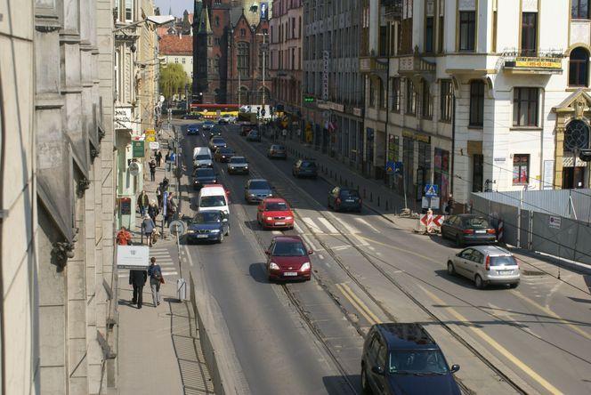 Miasto w końcu przebudowuje będącą w fatalnym stanie ulicę
